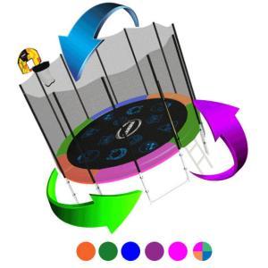 Kahuna 3D Trampolines