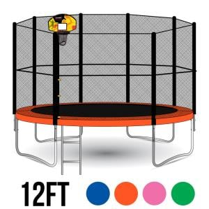 Kahuna Blizzard 12ft Trampoline