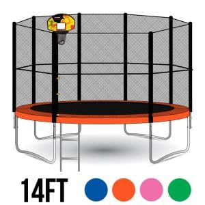 Kahuna Blizzard 14ft Trampoline