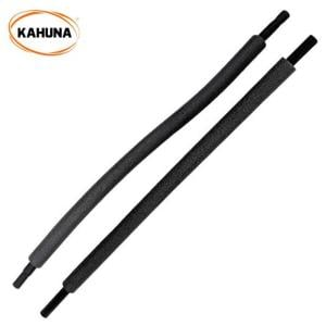 Kahuna Trampoline Replacement Top & Bottom Net Poles with Foam