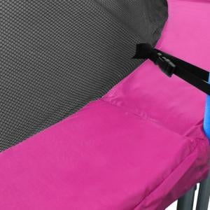 Kahuna Pink Replacement Trampoline Pad Spring Safety Cover