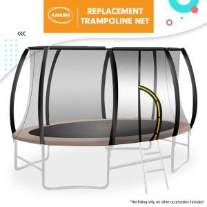 Kahuna Replacement Trampoline Net for 8 ft x 14 ft Oval Trampoline