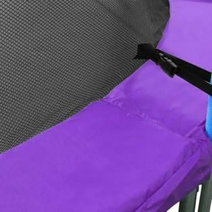 Kahuna Purple Replacement Trampoline Pad Safety Spring Cover