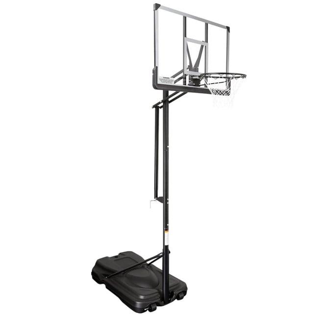 Kahuna Height-Adjustable Basketball Hoop for Kids and Adults