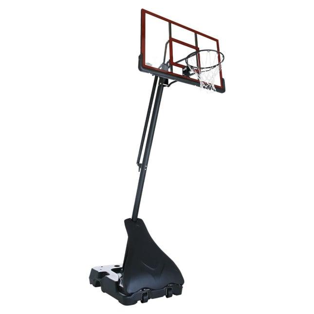 Kahuna Portable Basketball Ring Stand w/ Adjustable Height Ball Holder