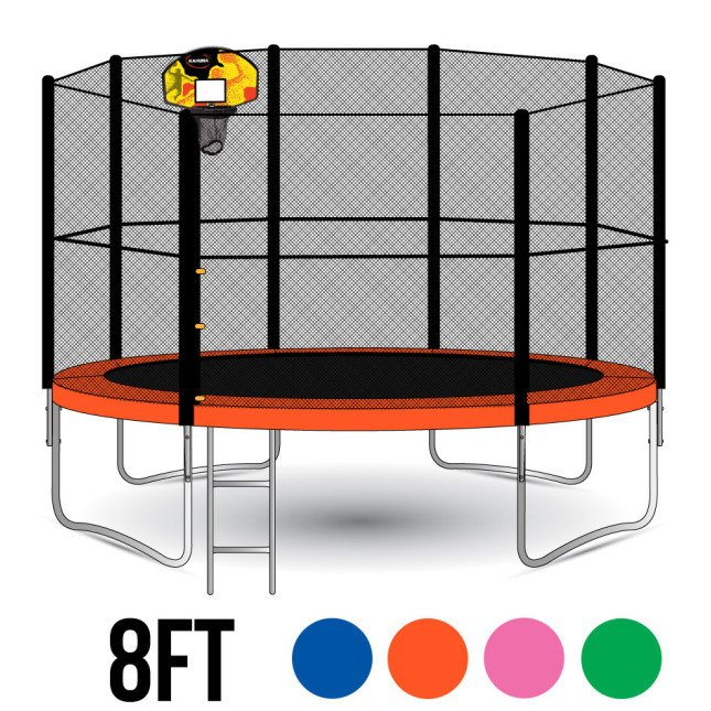 Kahuna Blizzard 8ft Trampoline