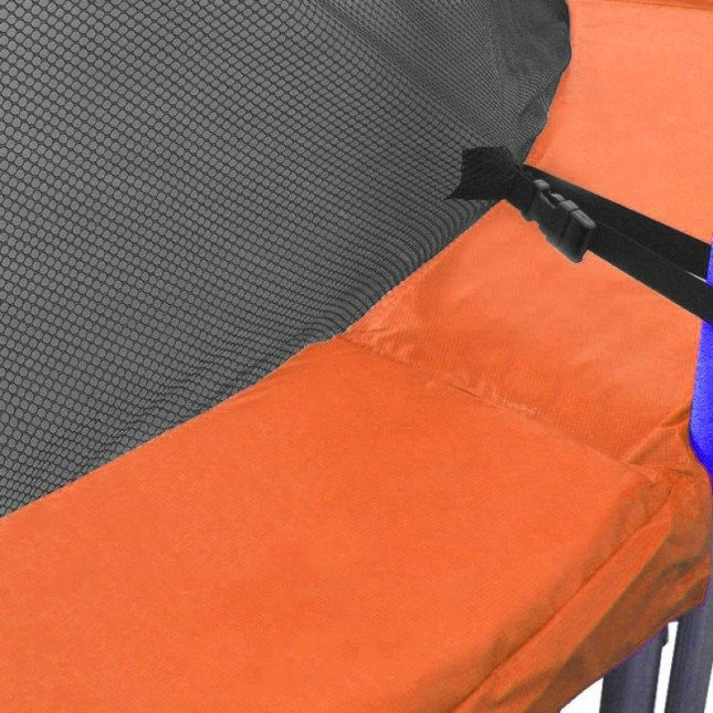 Orange Replacement trampoline spring safety pad