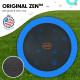 Kahuna Pro 14 ft Trampoline with Emoji Mat Reversible Pad Basketball Set Image 3 thumbnail