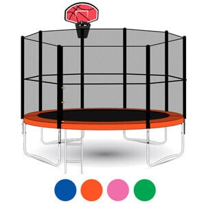 Kahuna Blizzard Trampolines